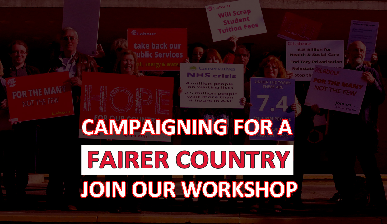 City of Durham Labour Campaign Workshop