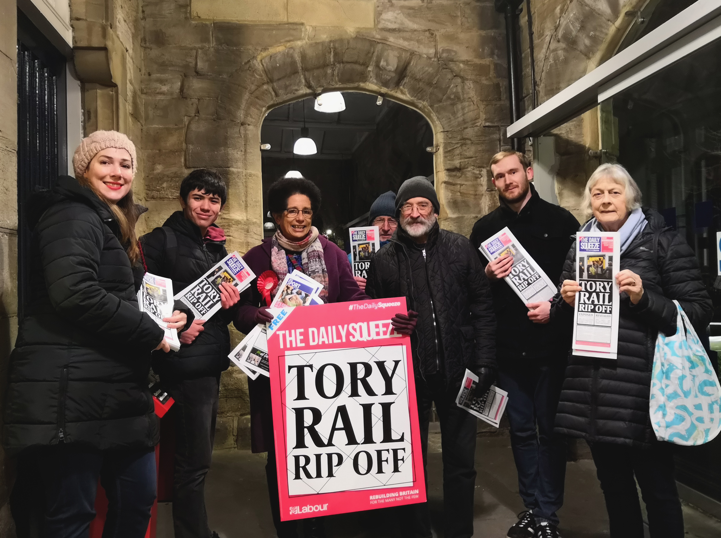 Tory Rail Rip-Off